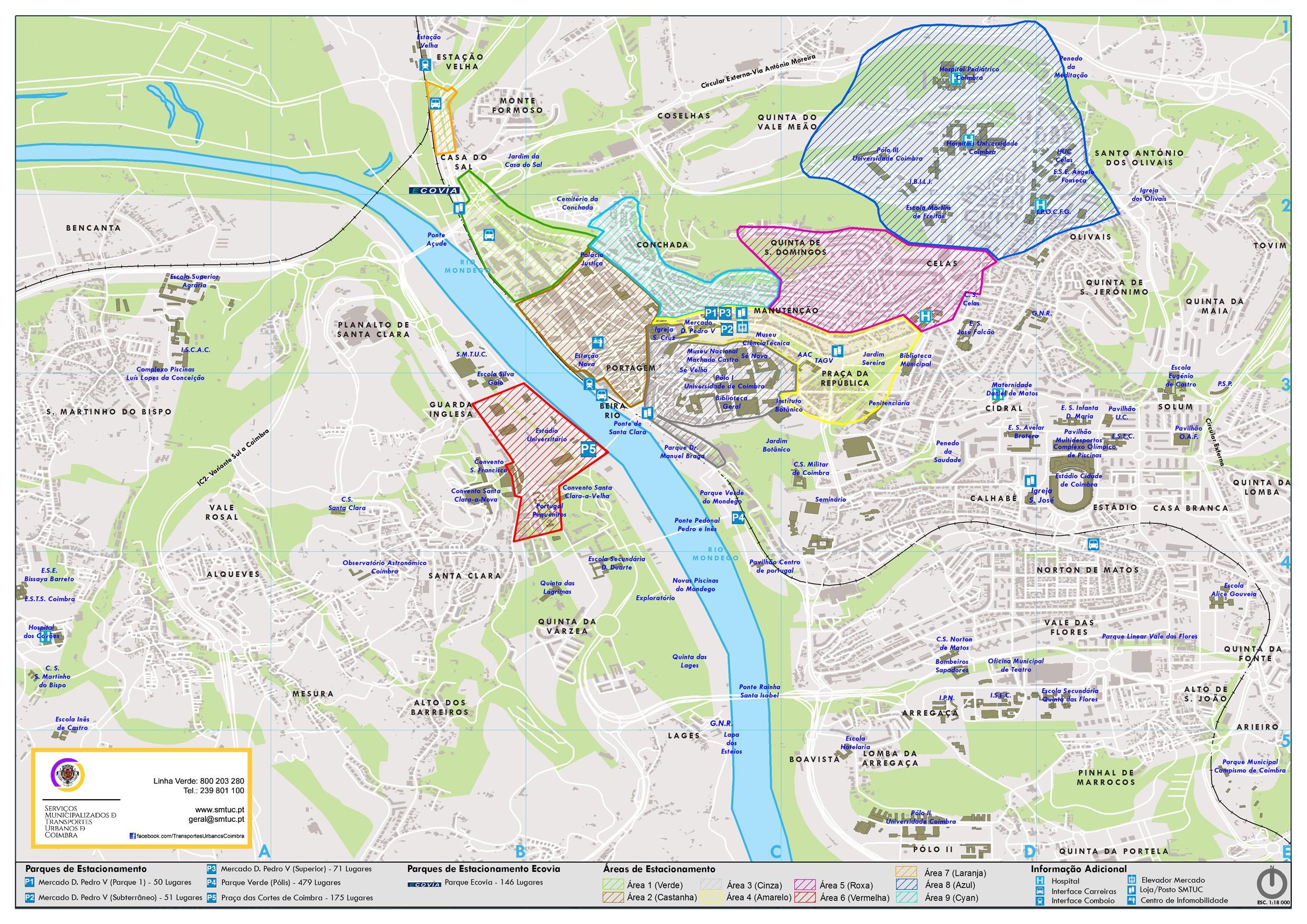 Mapa-Estacionamentos
